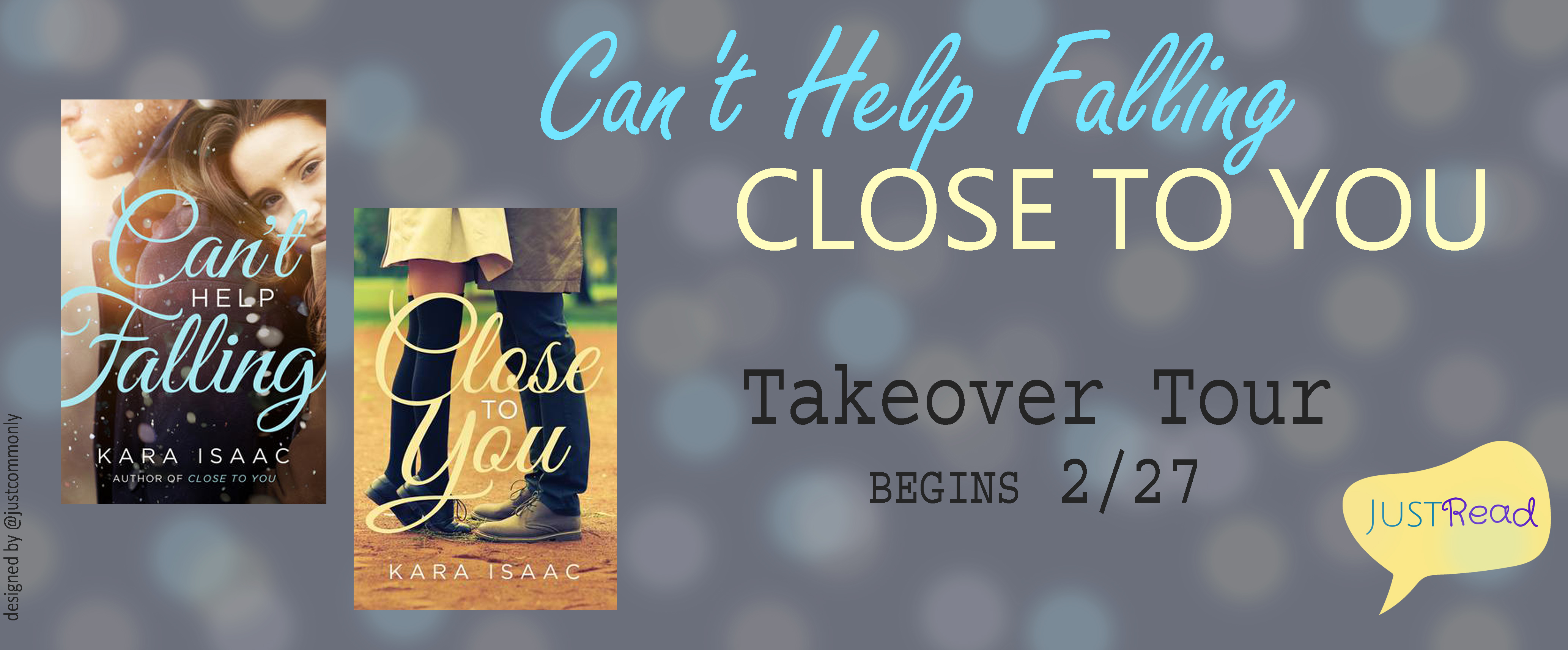 Can't Help Falling Close to You Banner
