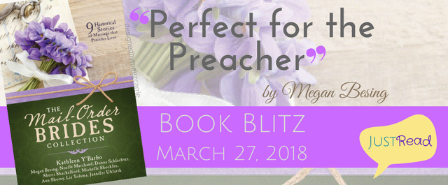 Megan Besing Book Blitz