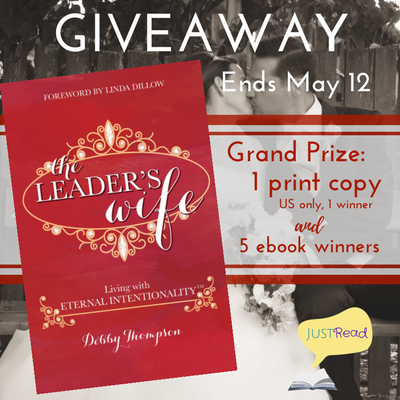 the leader's wife blitz giveaway