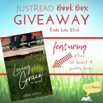 loving grace blog tour giveaway