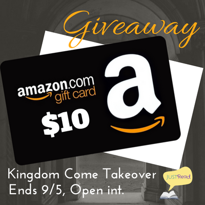 kingdom come takeover giveaway