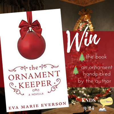 the ornament keeper blog tour giveaway