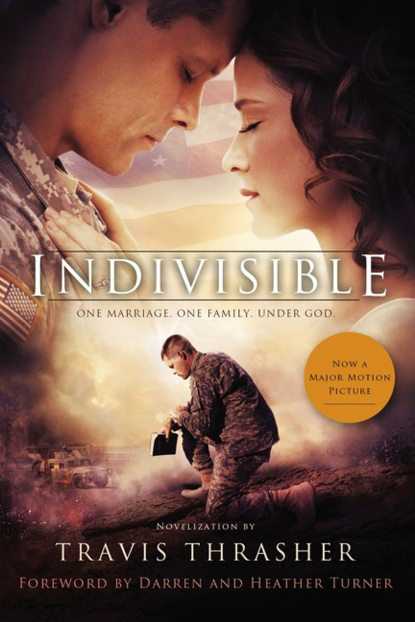 cover - Indivisible
