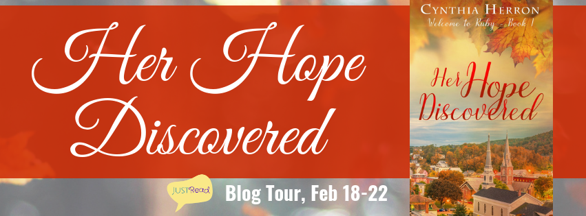 her hope discovered blog tour
