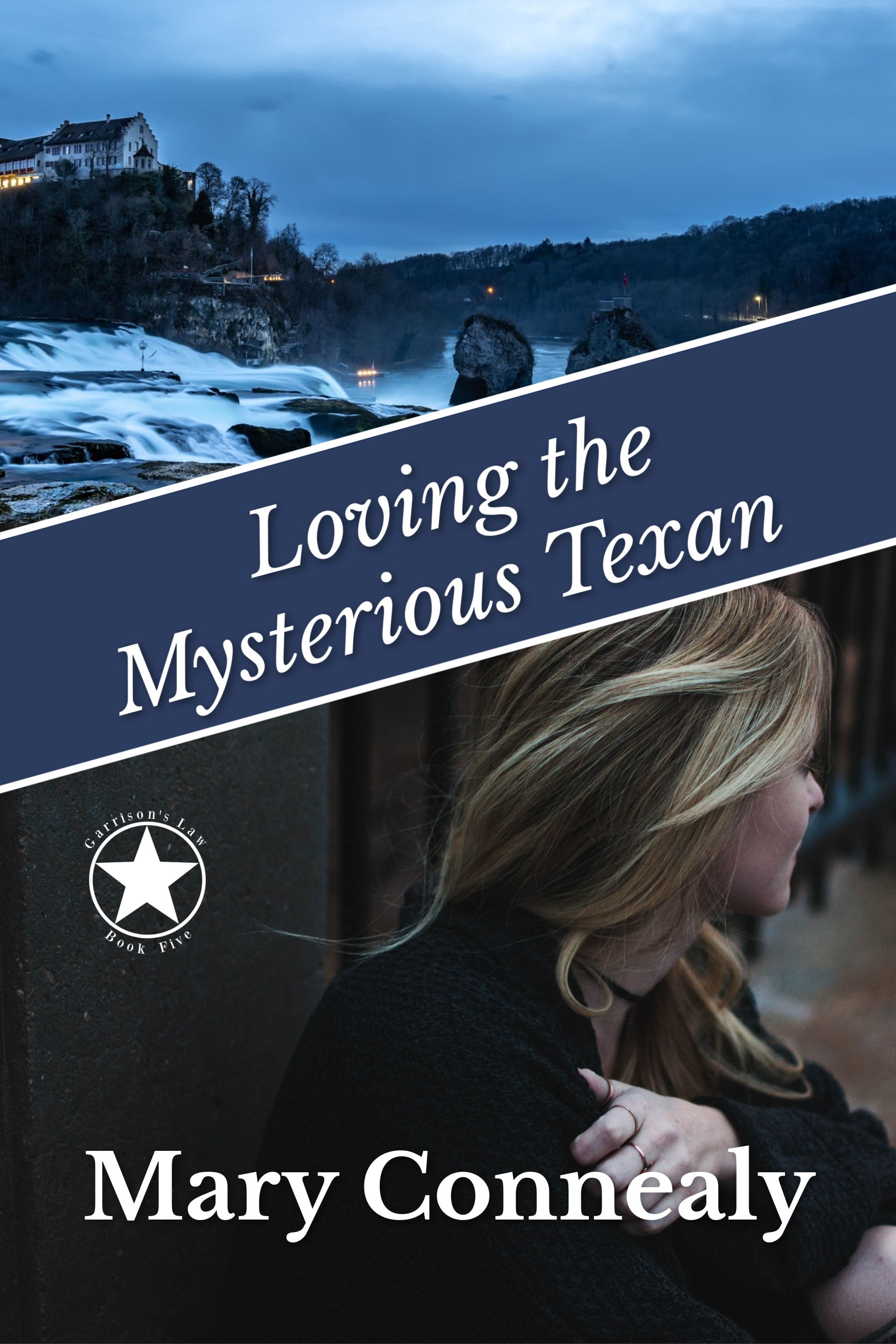loving the mysterious texan cover