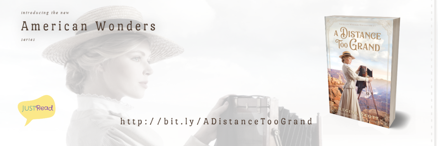 A Distance Too Grand JustRead Takeover Tour