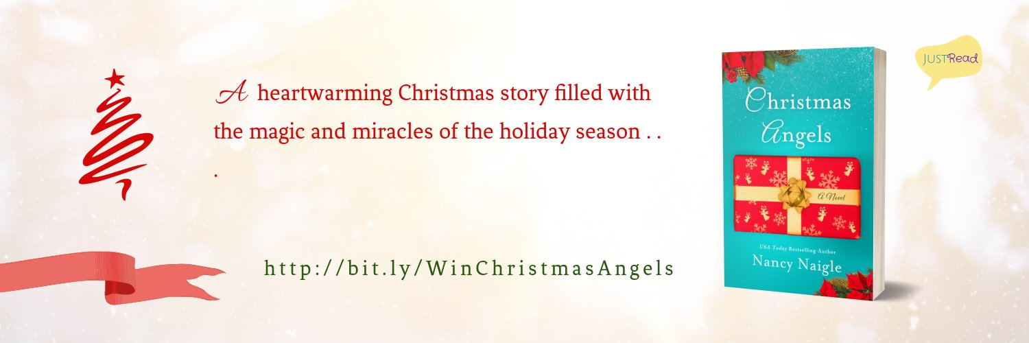 Christmas Angels JustRead Takeover Tour