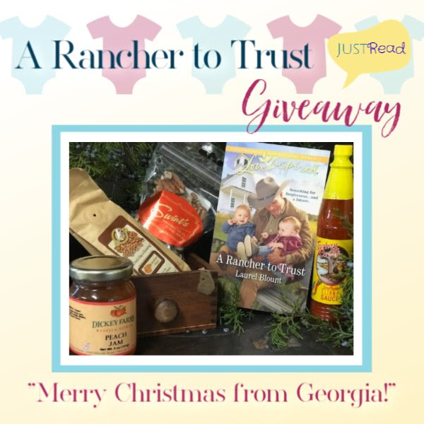 A Rancher to Trust JustRead Giveaway