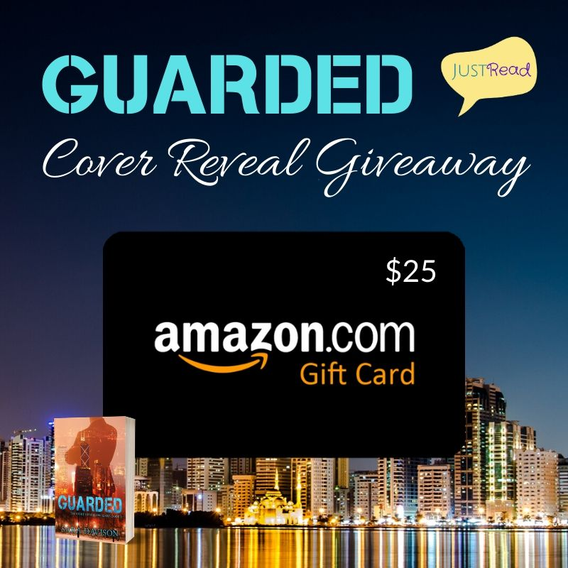 Guarded JustRead Giveaway
