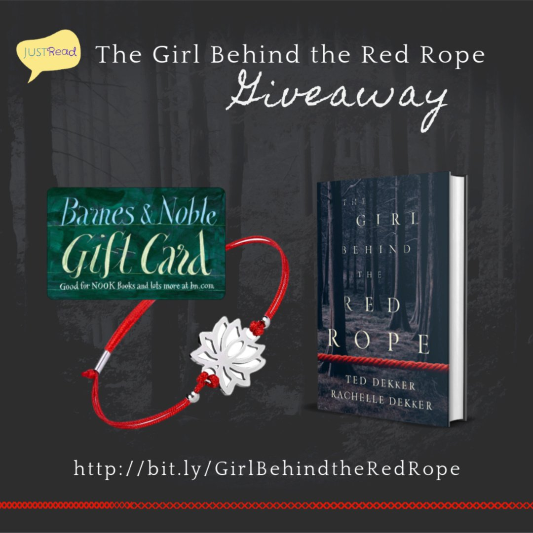 The Girl Behind the Red Rope JustRead Giveaway