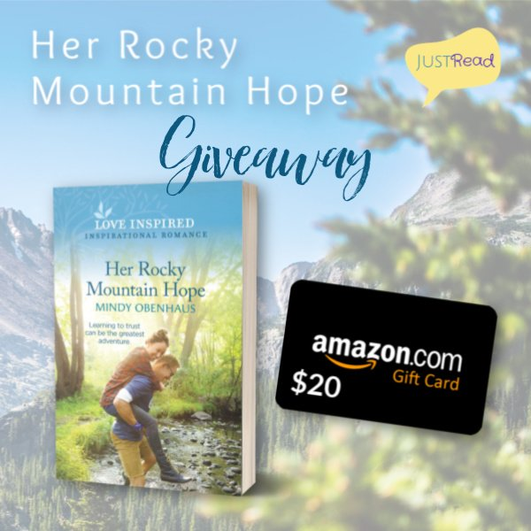 Her Rocky Mountain Hope JustRead Giveaway