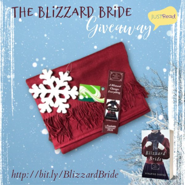 The Blizzard Bride JustRead Giveaway