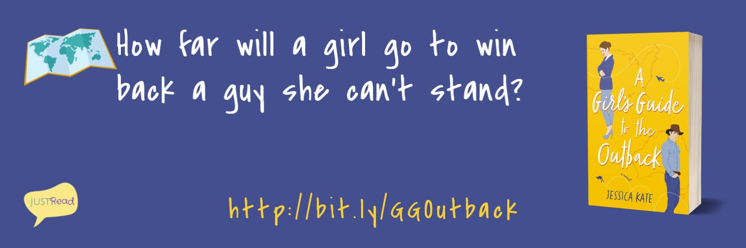 A Girl's Guide to the Outback JustRead Takeover Tour