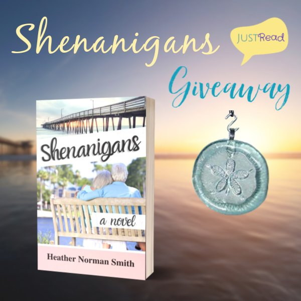 Shenanigans JustRead Blog Tour Giveaway