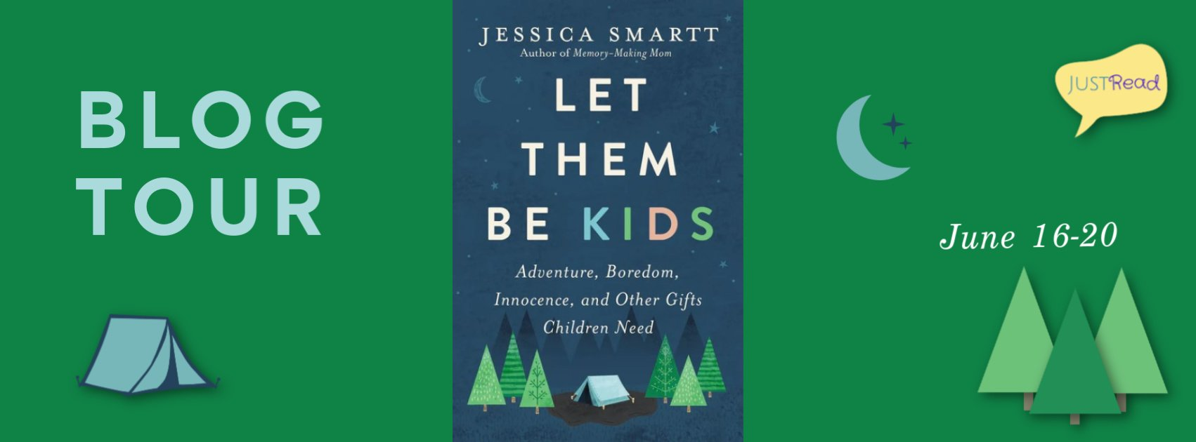 Let Them Be Kids Blog Tour