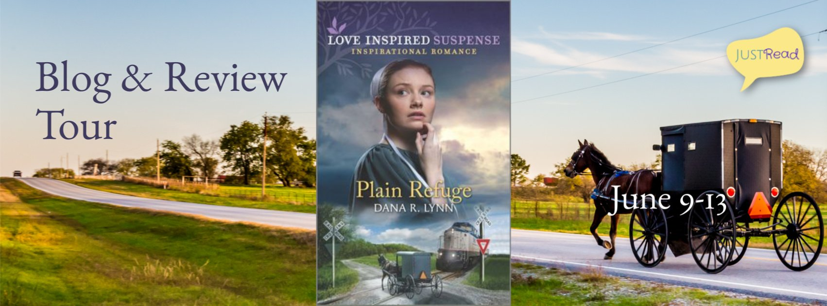 Plain Refuge Blog + Review Tour