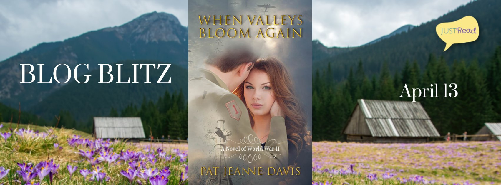 When Valleys Bloom Again JustRead Blog Blitz