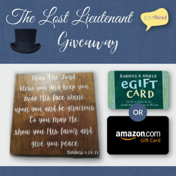 The Lost Lieutenant Takeover Giveaway