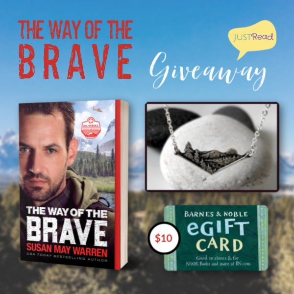 The Way of the Brave JustRead Giveaway