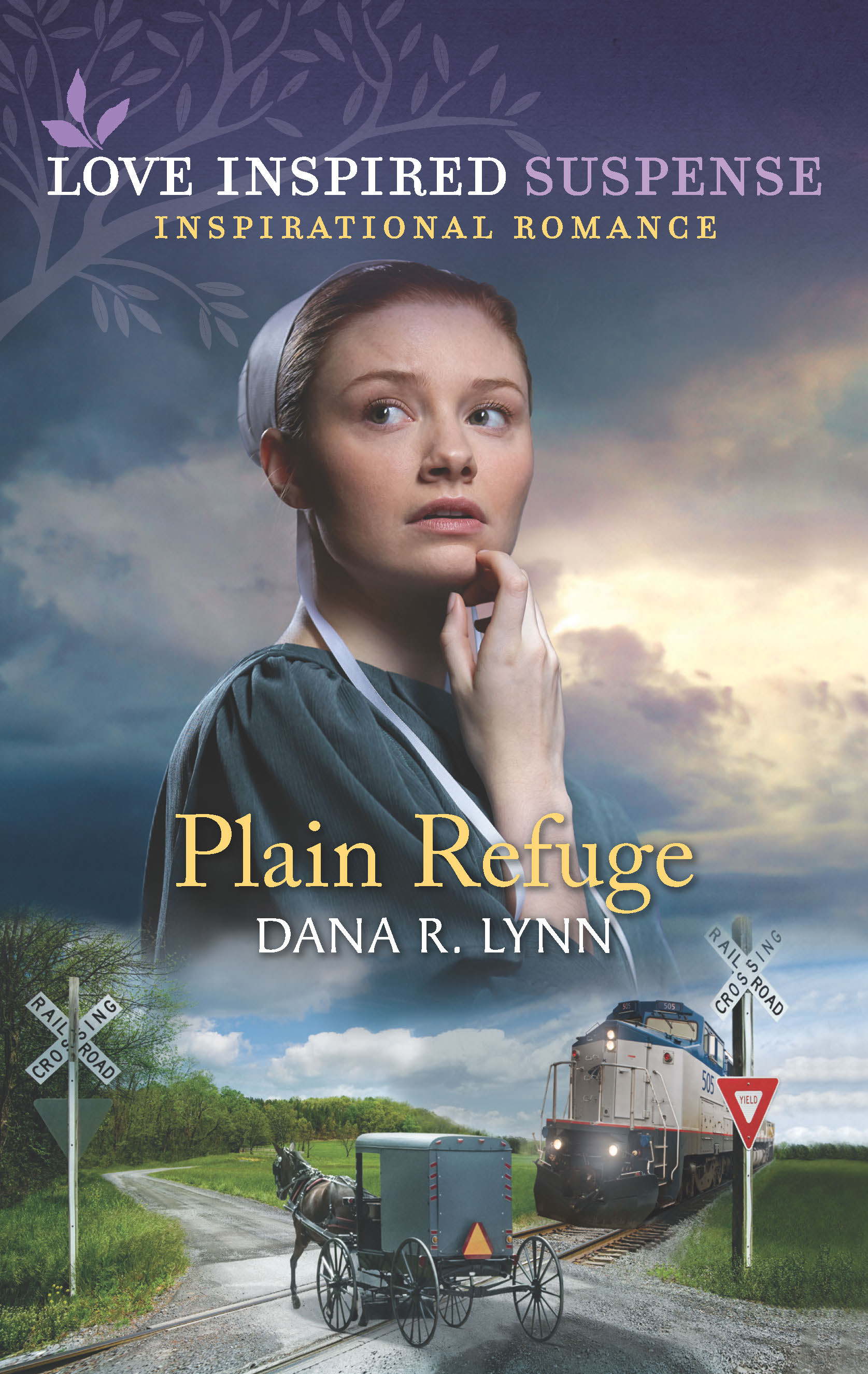 Plain Refuge by Dana R. Lynn