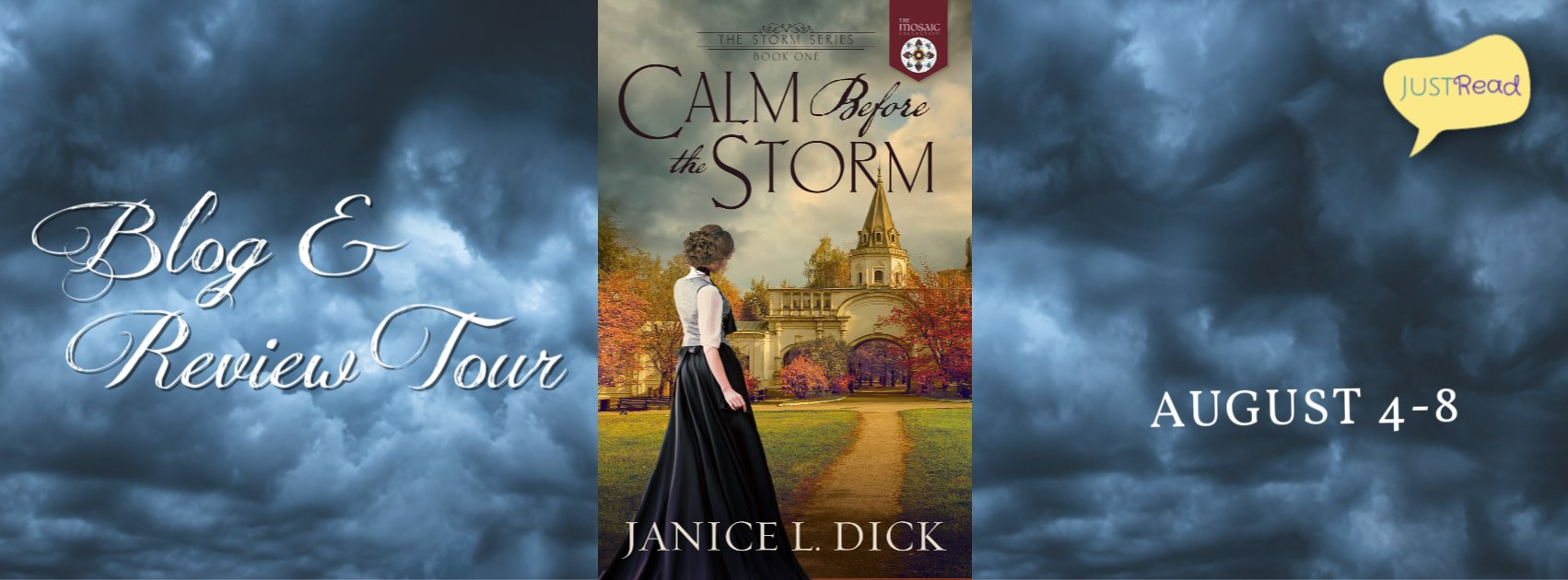 Calm Before the Storm Blog + Review Tour