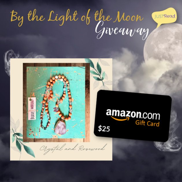 By the Light of the Moon JustRead Giveaway