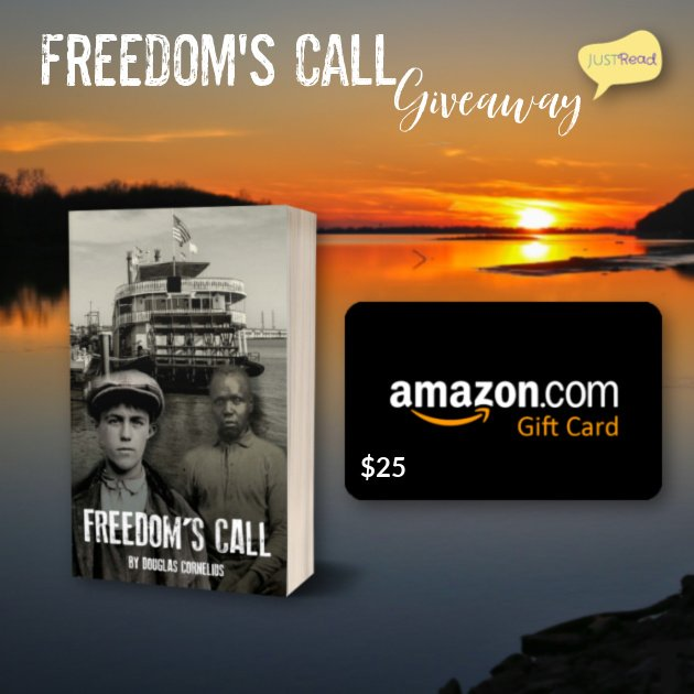 Freedom's Call JustRead Giveaway