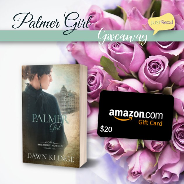 Palmer Girl JustRead Giveaway