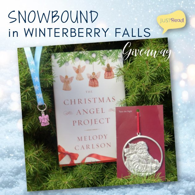 Snowbound in Winterberry Falls JustRead Giveaway