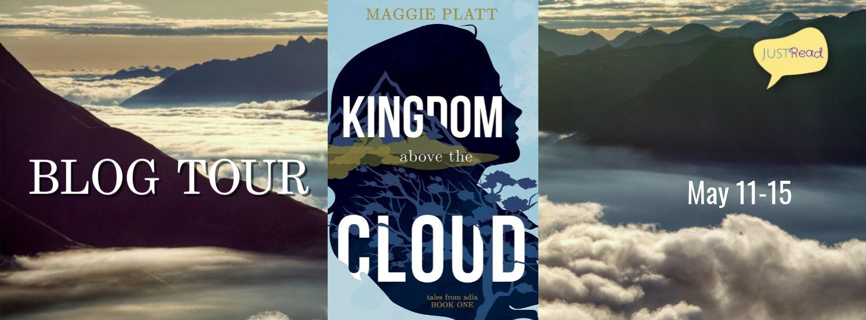 Kingdom Above the Cloud Blog Tour