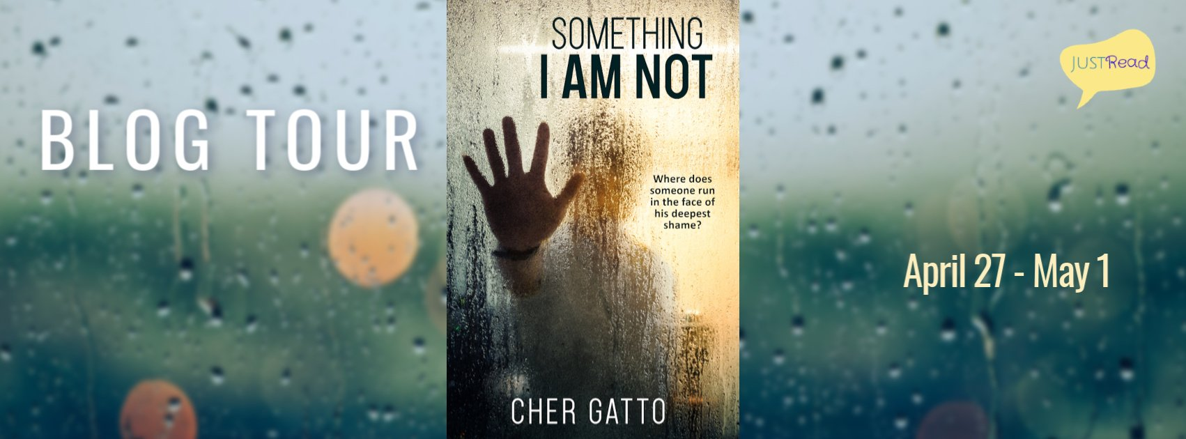 Something I Am Not Blog Tour