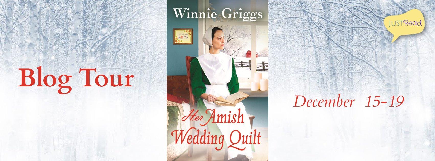 Her Amish Wedding Quilt Blog Tour