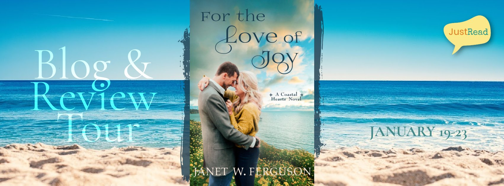 For the Love of Joy JustRead Blog + Review Tour