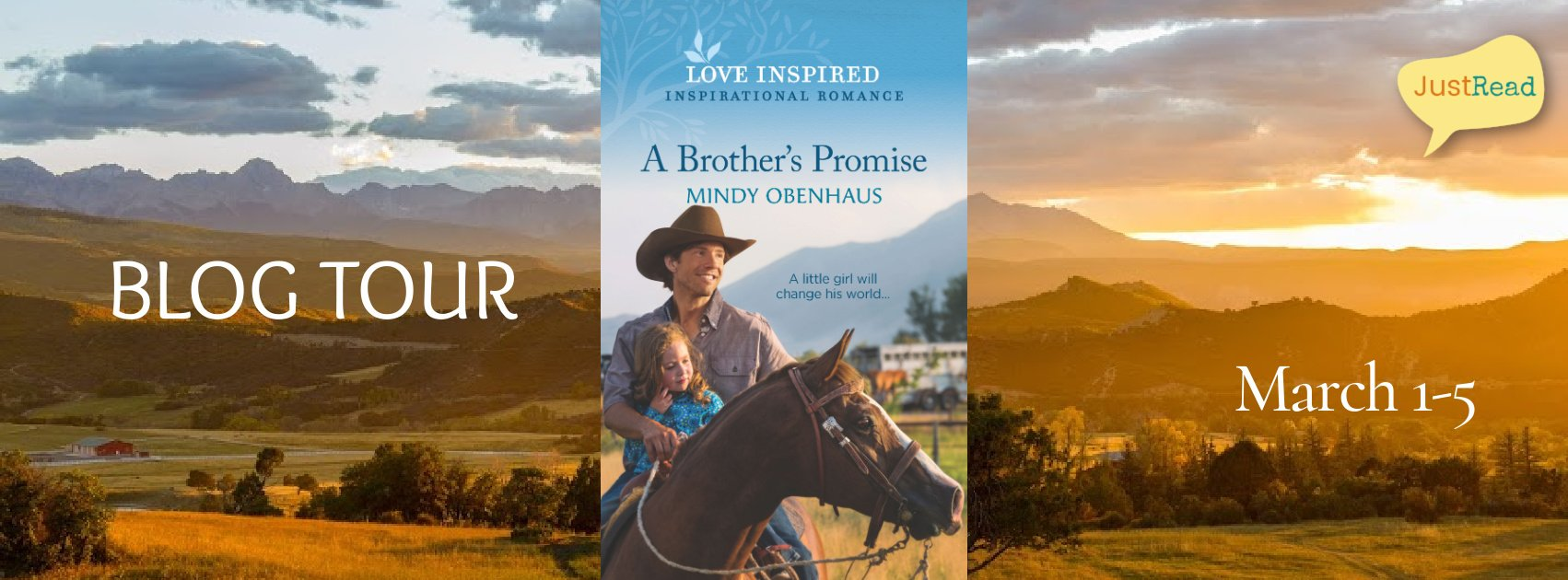 A Brother's Promise JustRead Blog Tour