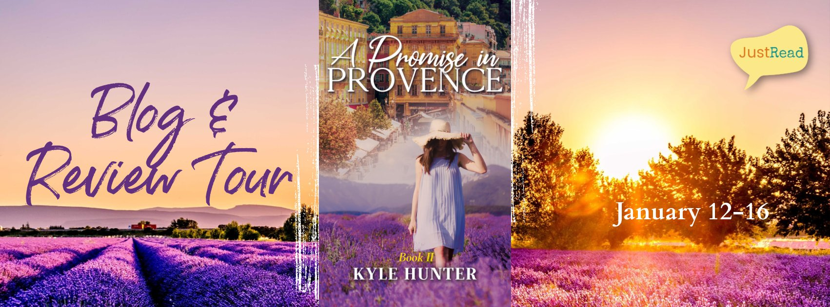 A Promise in Provence JustRead Blog + Review Tour