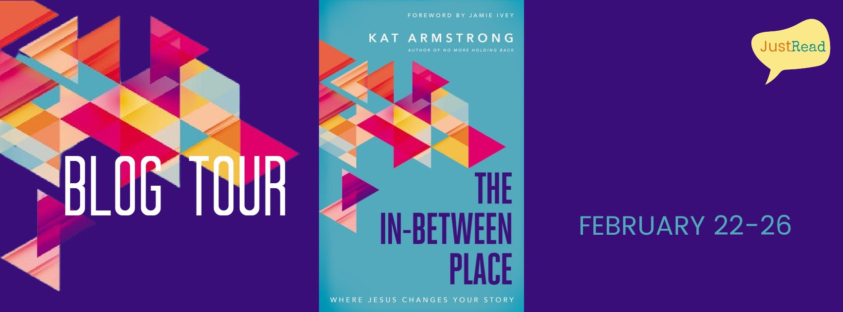 The In-Between Place JustRead Blog Tour