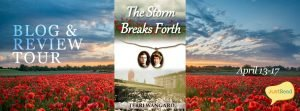 The Storm Breaks Forth JustRead Blog + Review Tour