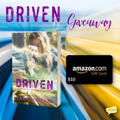 Driven JustRead Giveaway