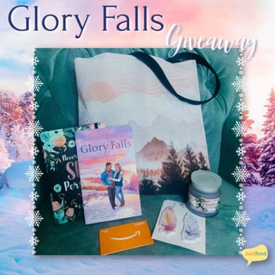 Glory Falls JustRead Giveaway
