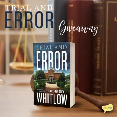 Trial and Error JustRead Giveaway