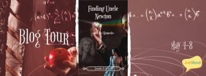 Finding Uncle Newton JustRead Blog Tour