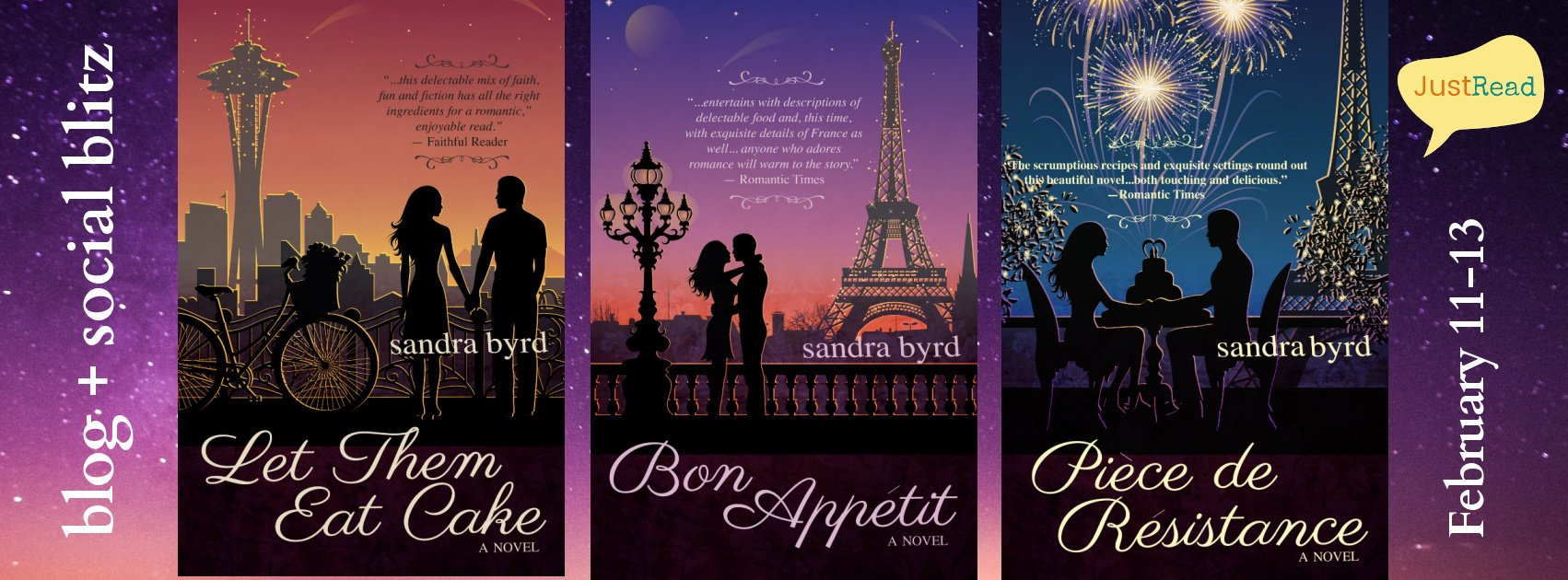 French Twist series JustRead Blog + Social Blitz