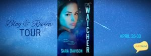 The Watcher JustRead Blog + Review Tour