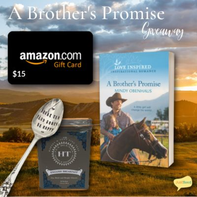 A Brother's Promise JustRead Giveaway