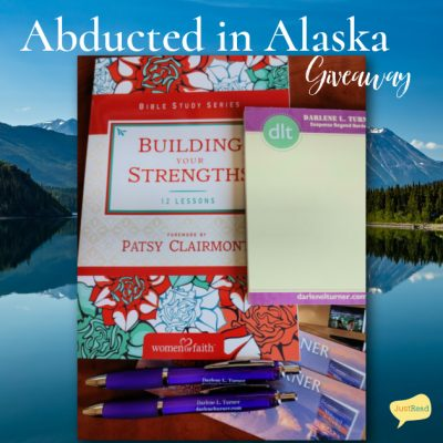 Abducted in Alaska JustRead Giveaway