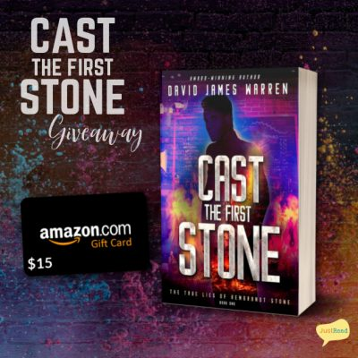 Cast the First Stone JustRead Giveaway