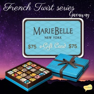 French Twist series JustRead giveaway