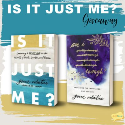 Is It Just Me JustRead Giveaway