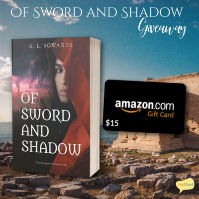 Of Sword and Shadows JustRead Giveaway