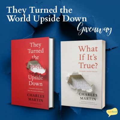 They Turned the World Upside Down JustRead Giveaway